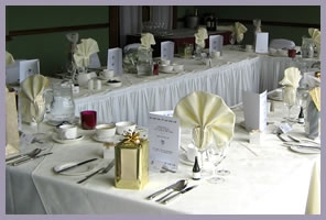 Choose The Cairndale Hotel for your perfect wedding venue.