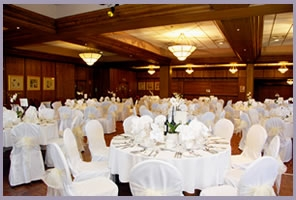 Park House can cater for up to 300 guests and offers a perfect venue for your wedding.