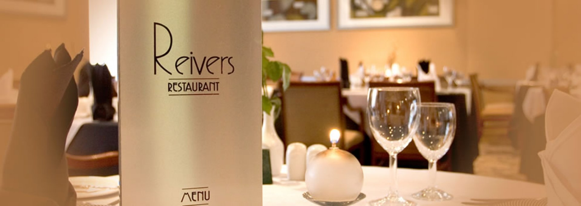 Reivers Restaurant in Dumfries at The Cairndale Hotel