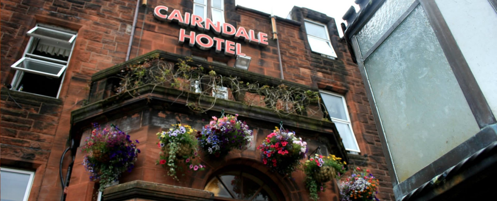 The Cairndale Hotel in Dumfries