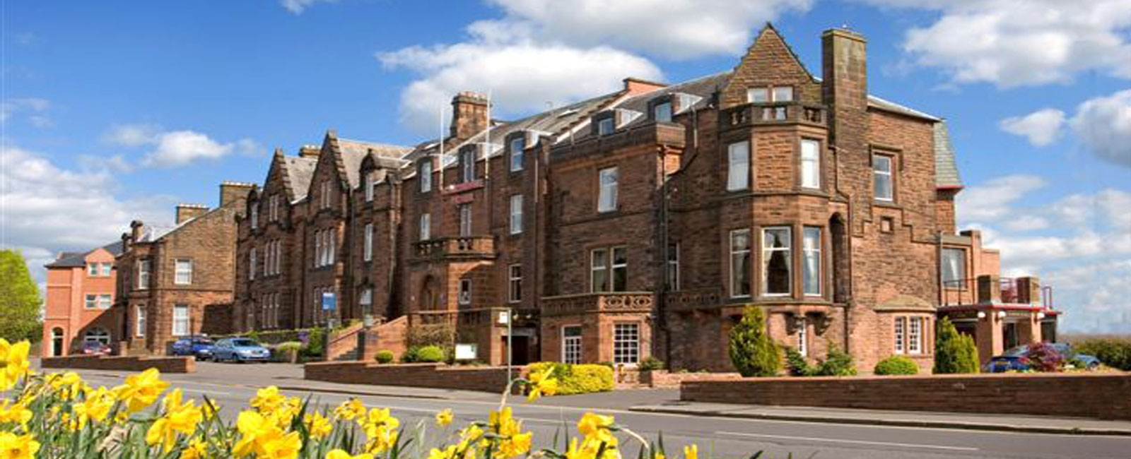 Most booked hotels in Largs in the past month