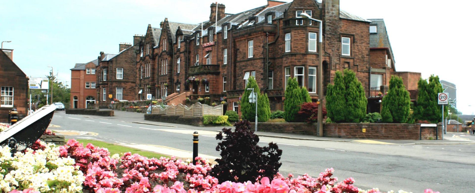 The Cairndale Hotel and Leisure Club Dumfries