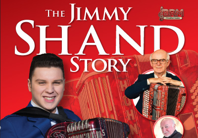 Jimmy Shand Story with Brandon McPhee