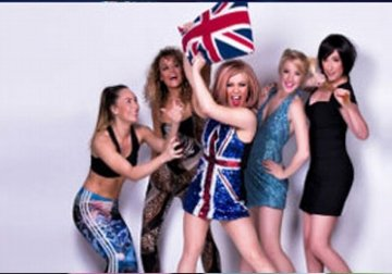 spice girls act dumfries