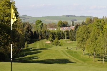 dumfries and county golf course