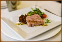 restaurant food terrine ge